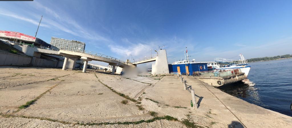 Речной вокзал, велопрокат в Самаре